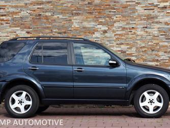 NU BINNEN... Mercedes-Benz ML400 CDI AMG Limited Edition