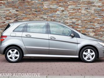 NU BINNEN..... Mercedes-Benz B180 CDI - BJ. 2007 - 86.598 KM