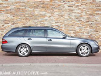 NU BINNEN..... Mercedes-Benz E320 CDI Combi Avantgarde - BJ. 2006 - 127.000 KM