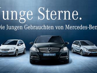 Mercedes-Benz Junge Sterne