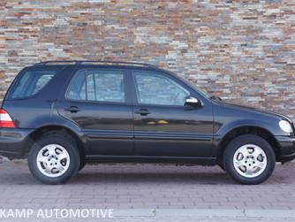 NU BINNEN..... Mercedes-Benz ML270 CDI - BJ. 2004 - 102.500 KM