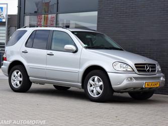 NU BINNEN..... Mercedes-Benz ML400 CDI 116.787 KM