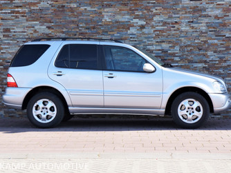 NU BINNEN..... Mercedes-Benz ML270 CDI Youngtimer - BJ. 2002 - 145.397 KM