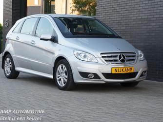 NU BINNEN..... Mercedes-Benz B180 CDI - BJ. 2010 - 102.750 KM