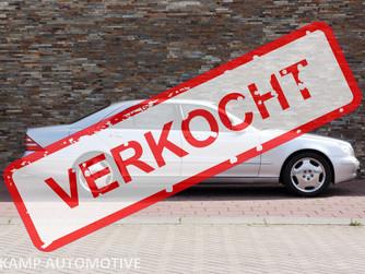 VERKOCHT..... MERCEDES-BENZ S600 LANG