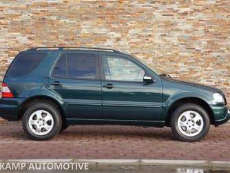 NU BINNEN... Mercedes-Benz ML 270CDI