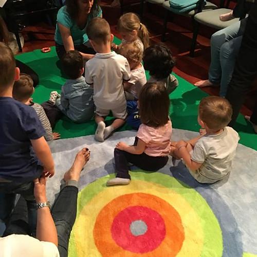 La fête des bébés lecteurs à Gardanne
