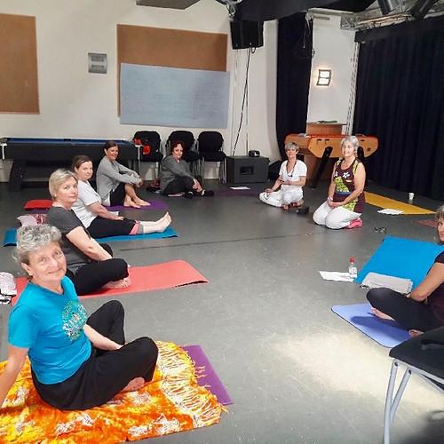 Stage Approcher le yoga du son pour harmoniser corps et esprit