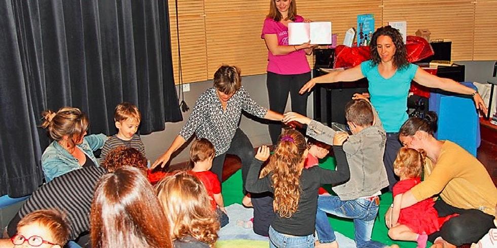 Stage de Yoga pour enfants au Parc de la Médiathèque - Gardanne