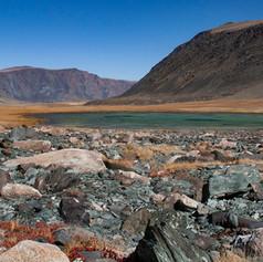 Altai Mountains - West Mongolia