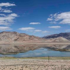 Rangkul Lake - Tajikistan