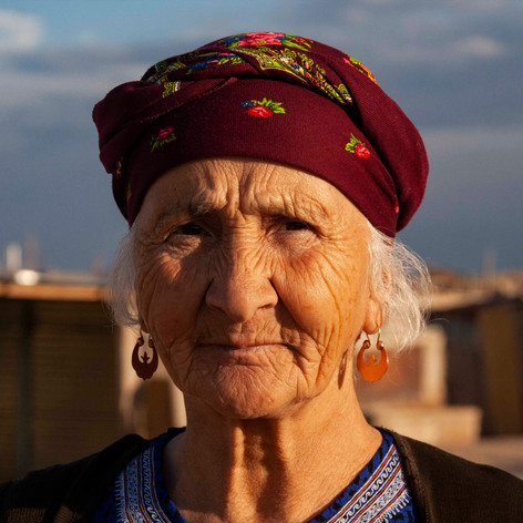 People - Turkmenistan