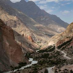 Fan Mountains - Tajikistan