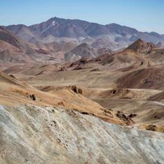 Pamirs - Tajikistan