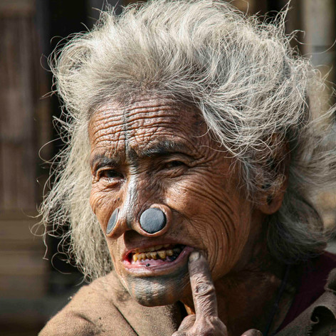 People - Arunachal Pradesh
