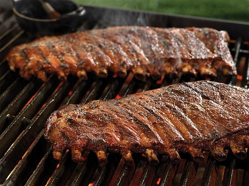Products for Smokers: Pork Spare Ribs