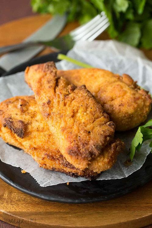 Breaded Chicken Breast Filets