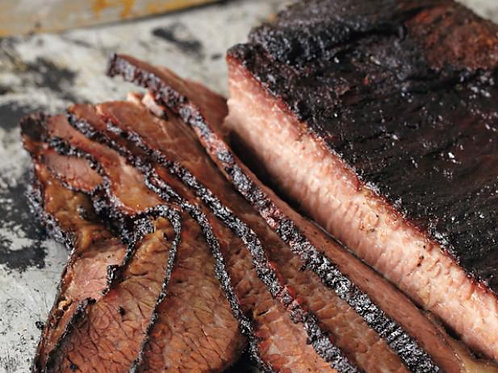 Products for Smokers: Beef Brisket
