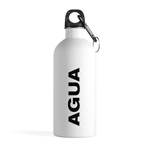 Stainless Steel Agua Bottle