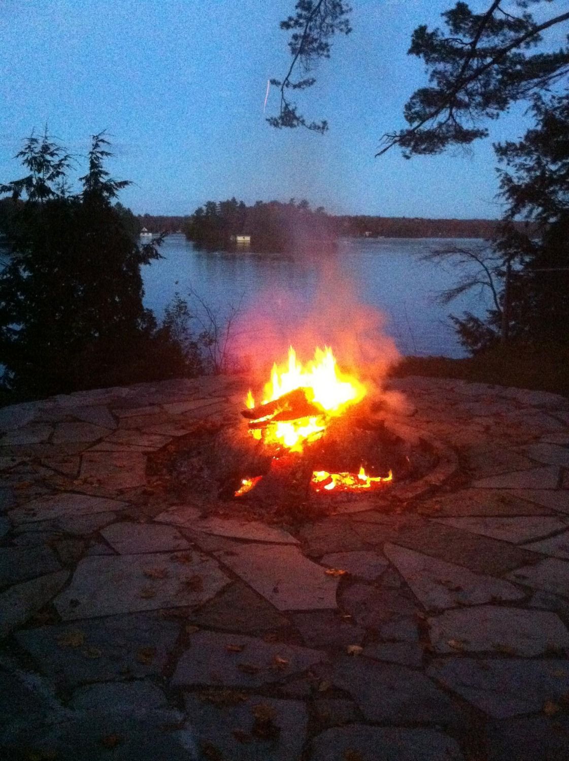 Cottage Firepit