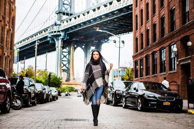 Brooklyn/NYC Fashion Shoot
