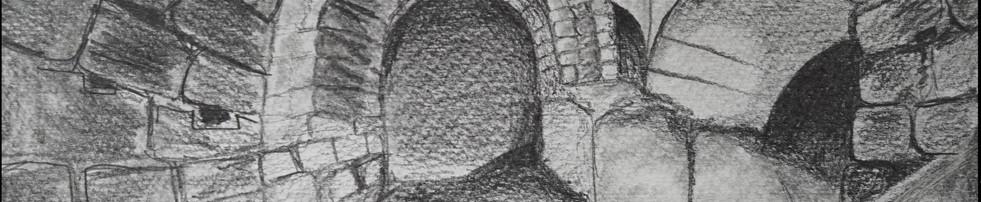 ציור למנהרה המקשרת בין התחנות