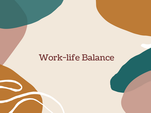 """We need to stop attacking the term """"work-life balance""""."""