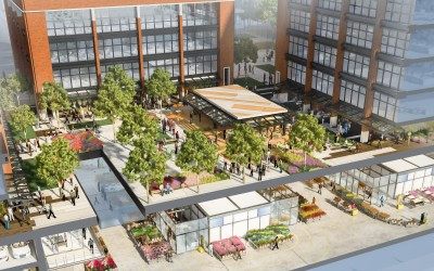 Kilroy commits to new $80 million S.F. Flower Mart for vendors, but opposition persists