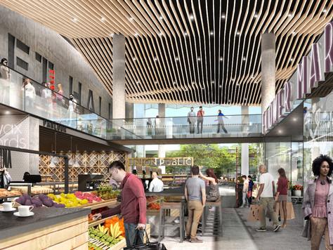 Take a Peek at Kilroy's $1.5 Billion Flower Mart Plan, Which Just Got a lot Bigger