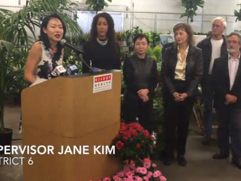 No need to send flowers: Kilroy celebrates truce on huge Flower Mart office complex