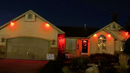 Home and Business Outdoor LED Downlighting