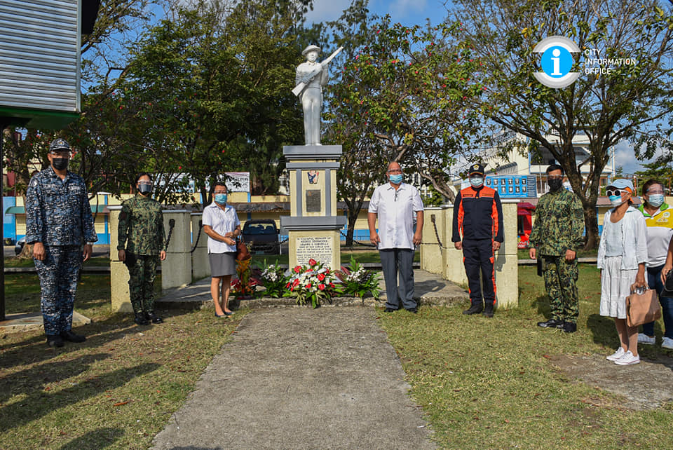 San Carlos City commemorates the 79th Day of Valor