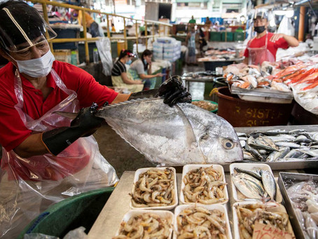 The Philippines' inflation rate slightly goes down to 4.5% in March 2021