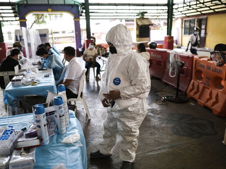 Virus Missteps Keep PH In Thick Of The Crisis