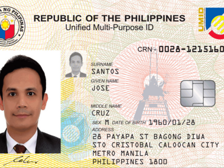BSP Supports PhilSys In Accepting PhilID as Official Proof of Identity