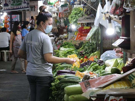 The Philippines' inflation rate surges to 4.9% in August.