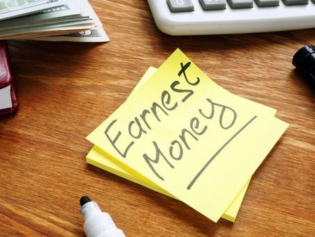Is Earnest Money Refundable?