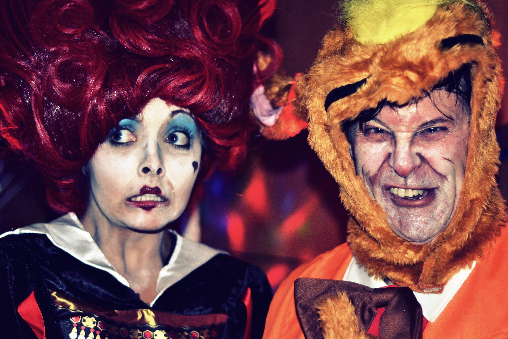 Alice In Wonderland Gig 2015
