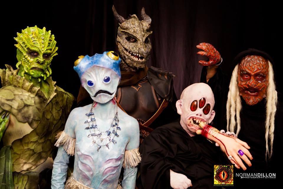 Creatures MonsterFX