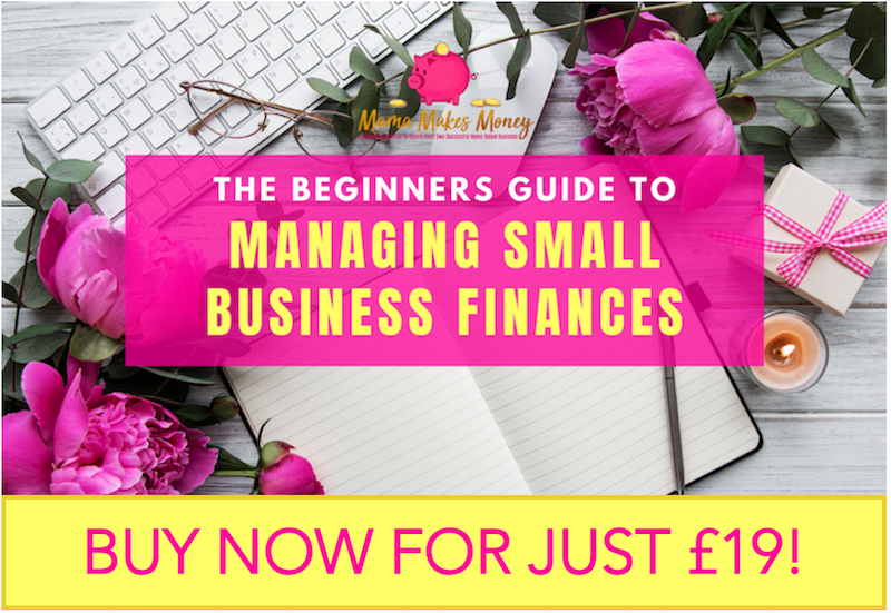 Beginners Guide to Small Business Finances Early Bird Offer