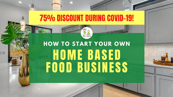 Start a Home Baes Food Business 75 Covid