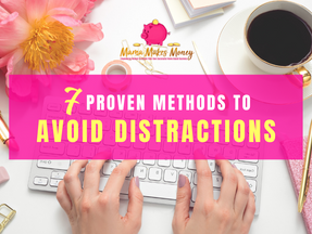 7 Proven Methods to Avoid Distractions