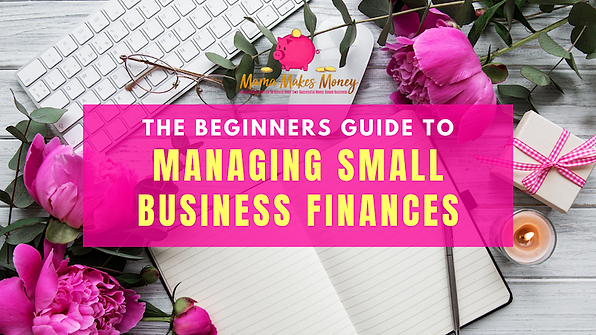 Beginners Guide to Managing Small Busine