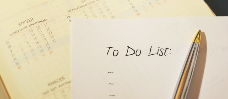 Create a To Do List