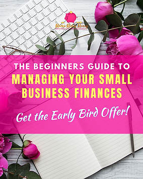Managing Small Business Finances Early B