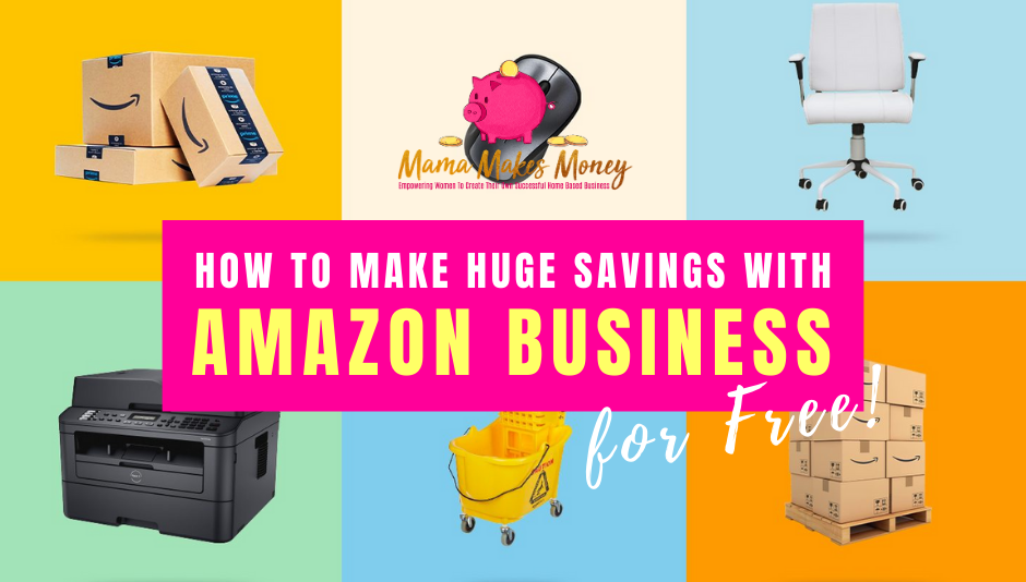 How to make huge savings with Amazon Business for free!