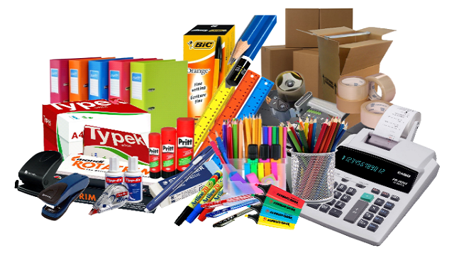All the office supplies and stationary items you'll ever need!