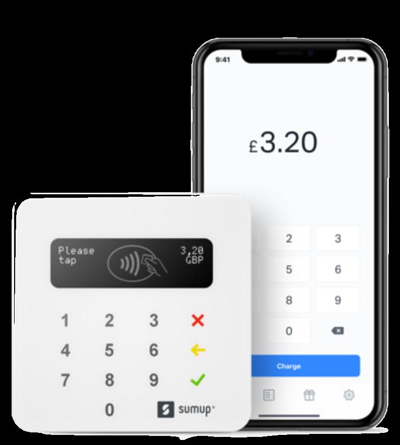 SumUp Card Reader System