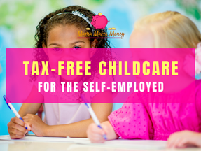 Tax Free Childcare for the Self-Employed
