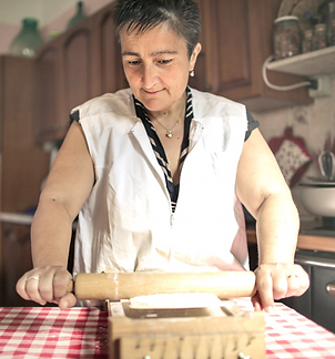 Lady Baking in her Kitchen.png